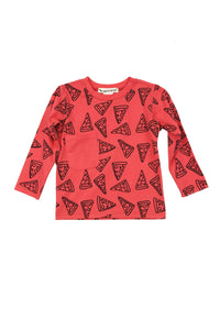 Avery Pizza tee