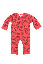 Load image into Gallery viewer, Pizza baby romper