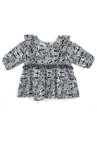 Thumblelina baby dress