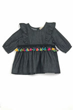 Load image into Gallery viewer, Thumbelina baby dress