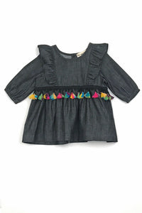 Thumbelina baby dress