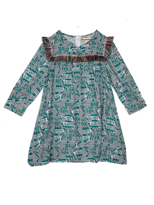 Thumbelina Peasant dress