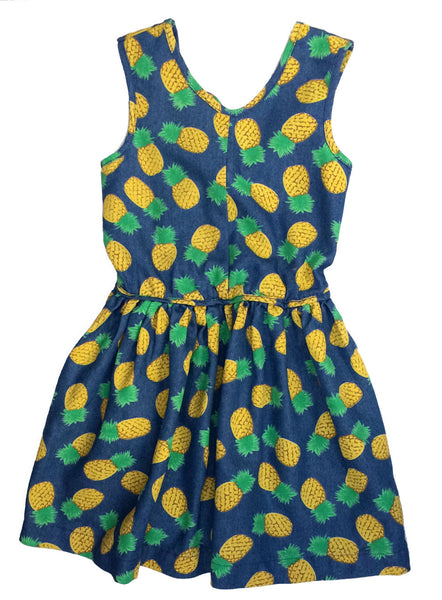 Tigerlilly Dress Pineapple