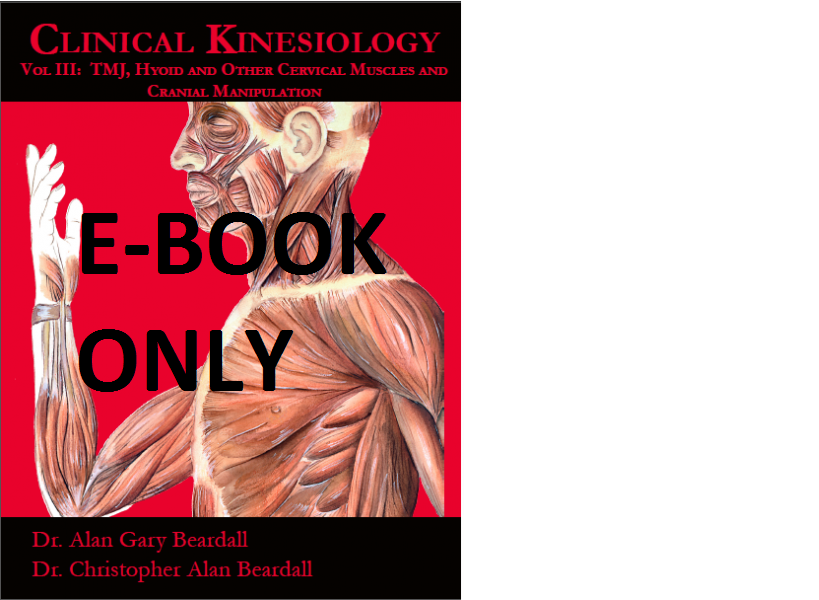 3a Clinical Kinesiology Volume Iii Muscles Of The Tmj Hyoid And Ot