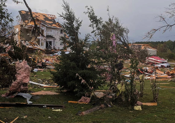 Join Us in Donating to Tornado Relief Efforts in Ottawa