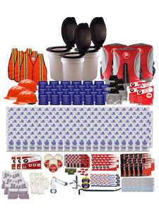 72hrs 30 Person Group Earthquake Kit - EarthquakeKit.ca