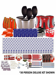 72hrs 60 Person Group Earthquake Kit - EarthquakeKit.ca