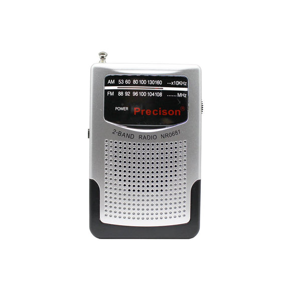 AM/FM Radio Battery Powered