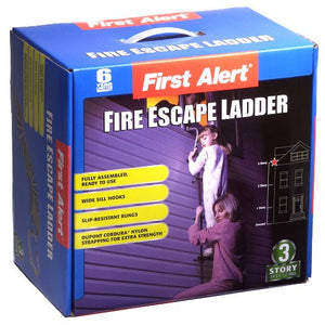 First Alert Three-Story Escape Ladder
