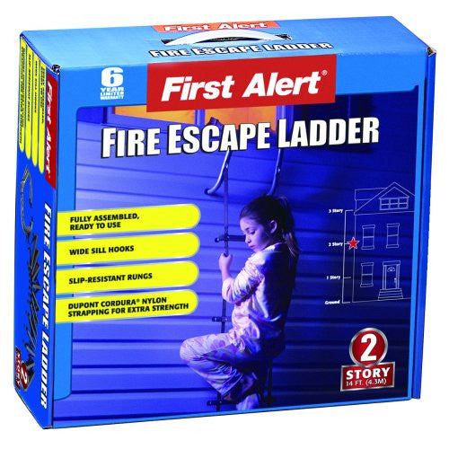 First Alert Two-Story Escape Ladder