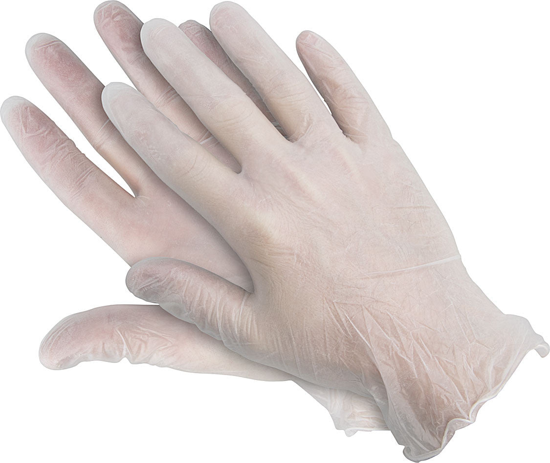 Vinyl Medical Gloves (Pair)