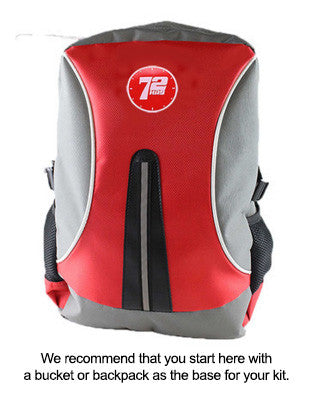 Waterproof Backpack - EarthquakeKit.ca