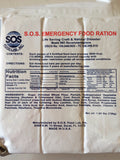 3600 Calorie Emergency Food Rations (Datrex or SOS Brand)