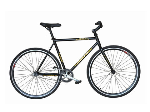 "Micargi RD 626 ""Fixie"" Fixed-Gear Bike (Black) Flip Flop"
