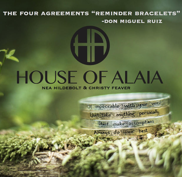 House of Alaia for The Four Agreements