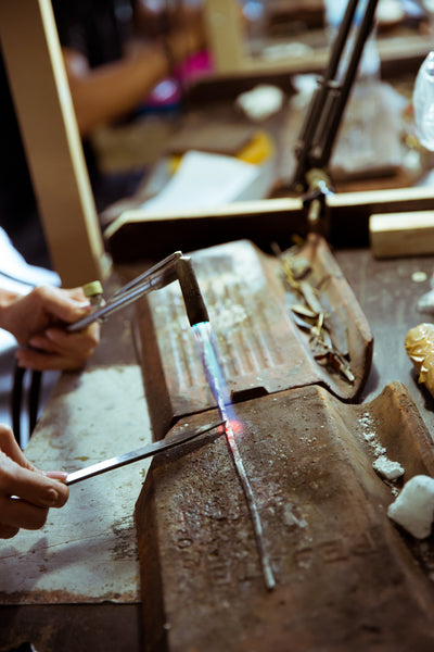 Behind the Scenes | A Look Into How Our Jewelry Is Made | Wax-carving to Finished Pieces
