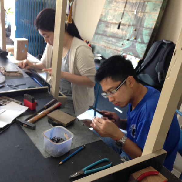 Couples Jewelry Making Classes
