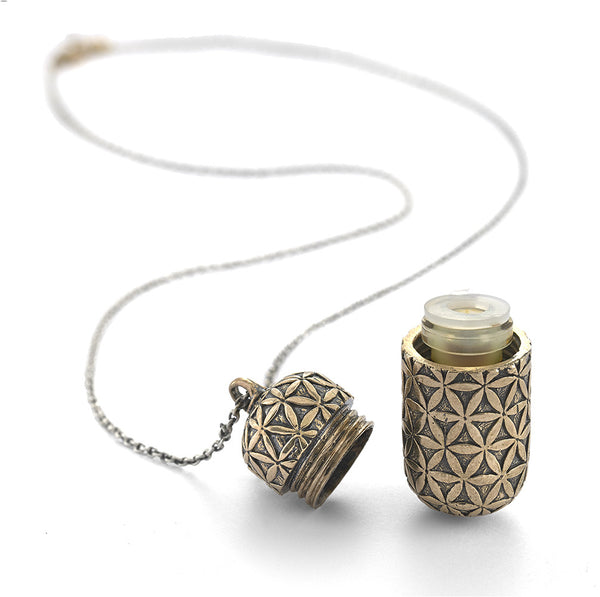 Flower of Life Essential Oil Capsule