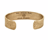 "The Four Agreements ""Reminder Cuff"" Bronze"