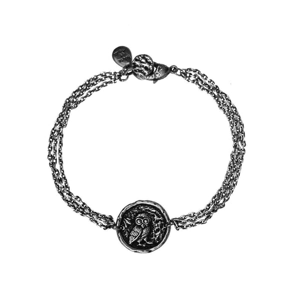 Owl Protection Bracelet
