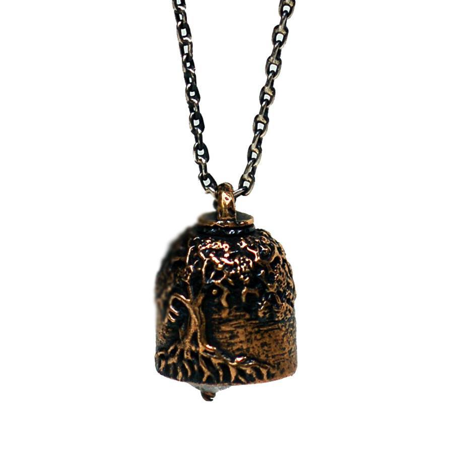 Necklaces - Tree Of Life Protection Bell