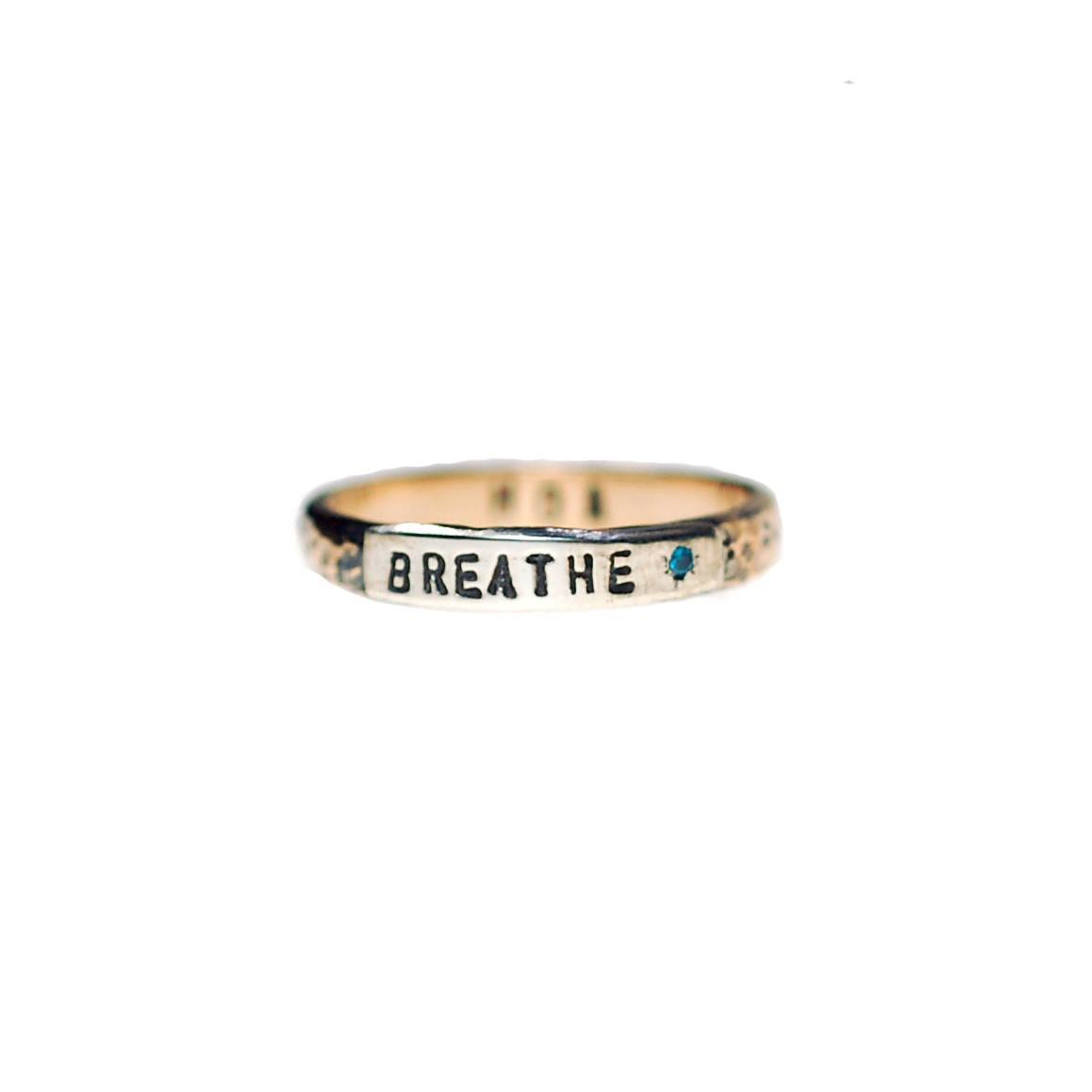Rings - Breathe Stack Ring