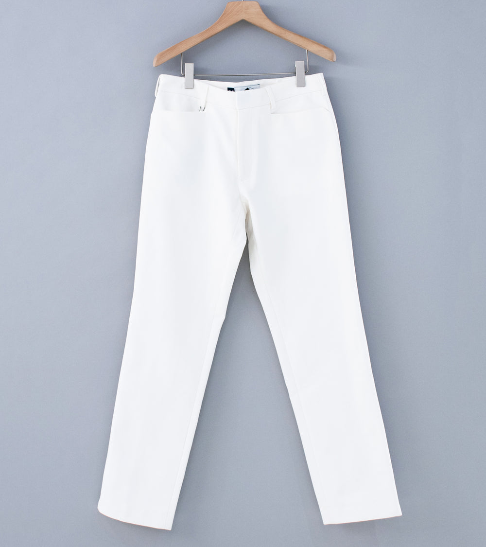 Anglozine 'Alcester Trouser' (Ivory)