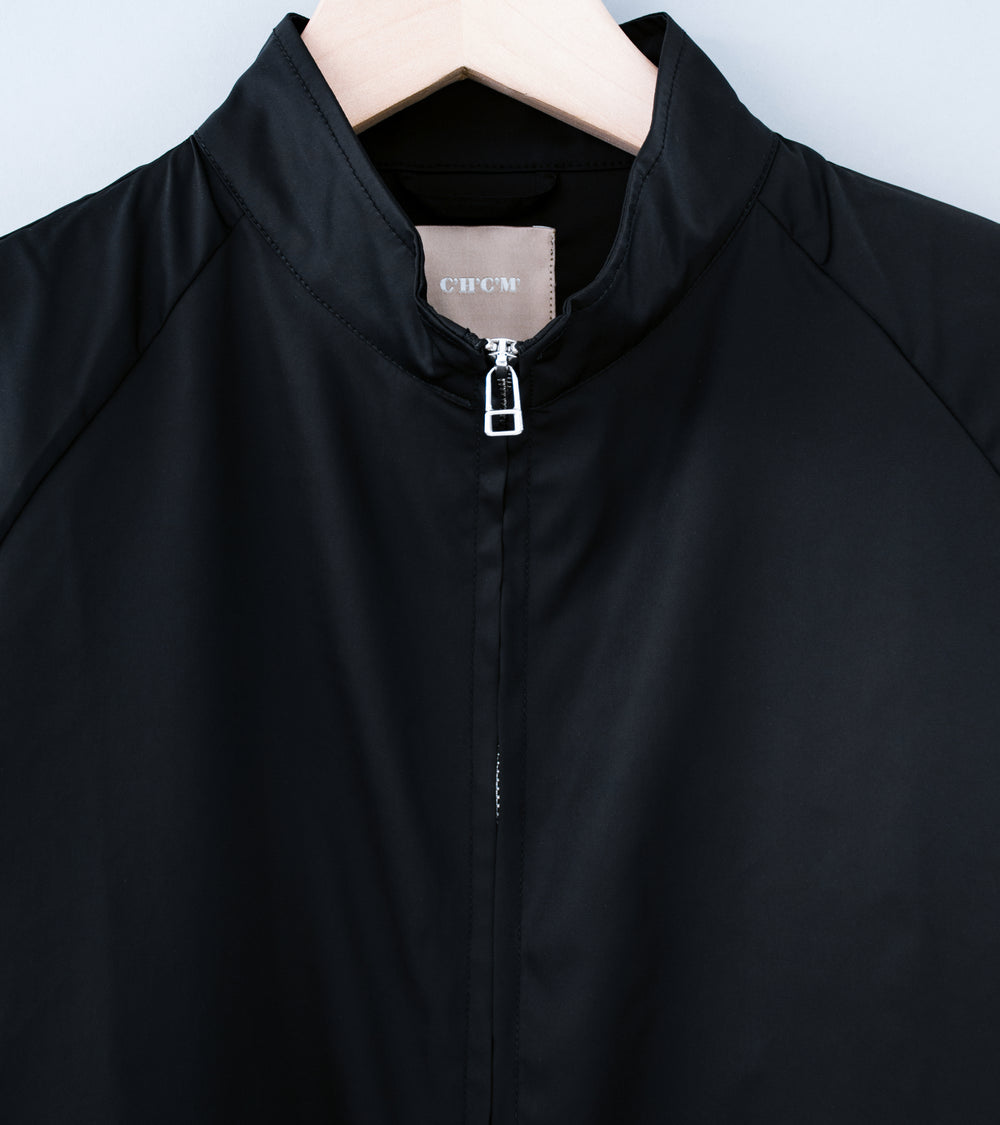 C'H'C'M' 'Softshell Rain Jacket' (Black)