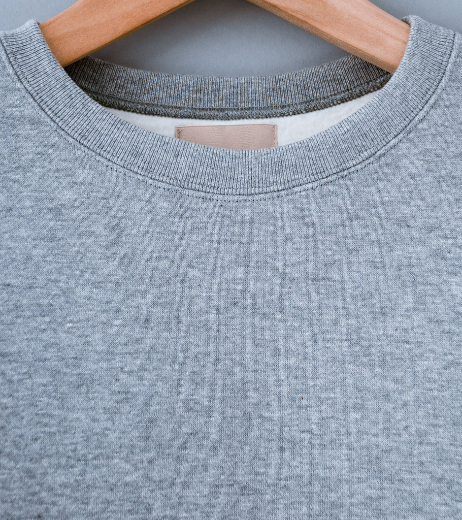 C'H'C'M' 'Sweatshirt 3' (Heather Grey)