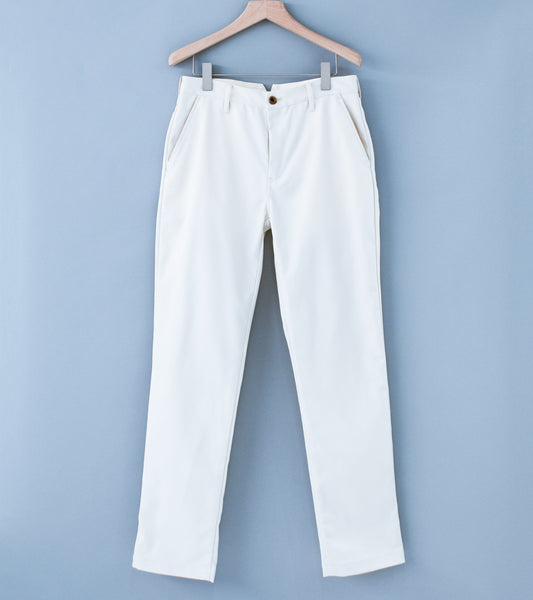 C'H'C'M' 'Tapered Trousers' (Off White)