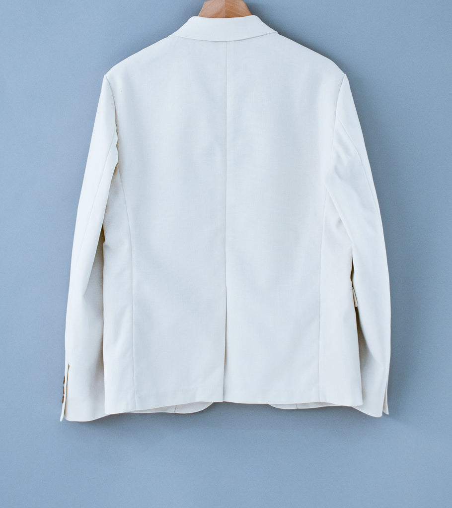 C'H'C'M' 'Two Button Blazer' (Off White)