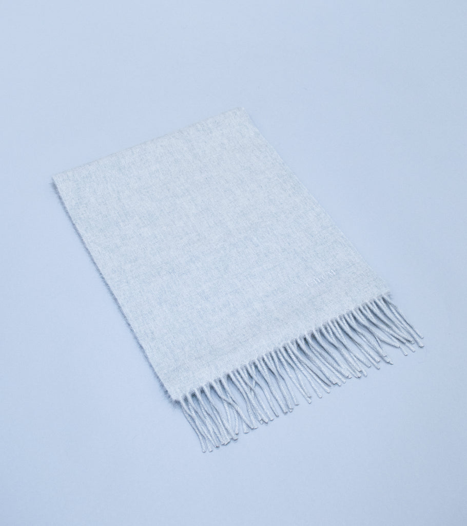 C'H'C'M' 'Cashmere Scarf' (Light Grey)