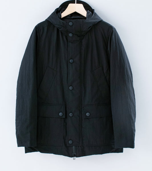 C'H'C'M' 'Down Parka' (Black)