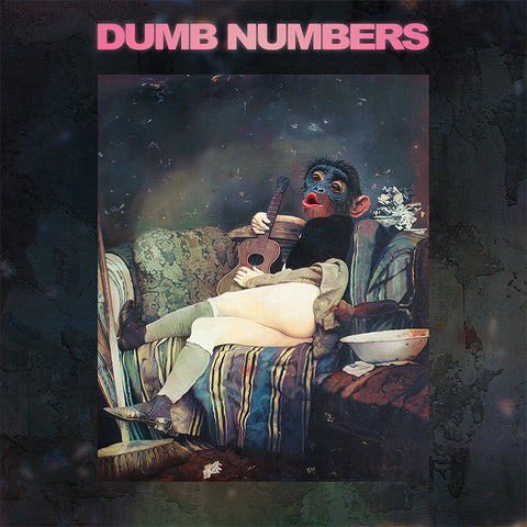Dumb Numbers II cover art by Malcolm Bucknall