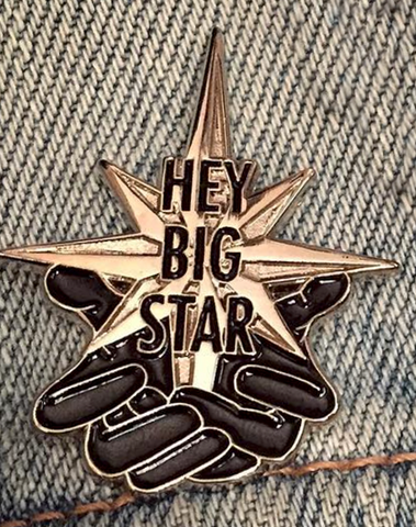 Big Star Pin