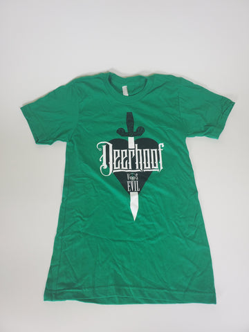 Selection of Rare Deerhoof T-Shirts (Various Designs)