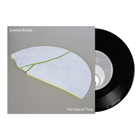Matter of Time b/w Beloved Apparition - Surfer Blood - Joyful Noise Recordings