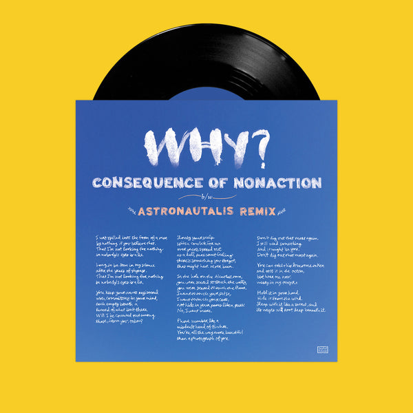 Consequence of Nonaction b/w Astronautalis Remix