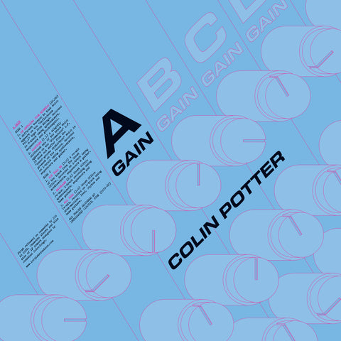 Colin Potter 'A Gain' [PRIVATE STASH]