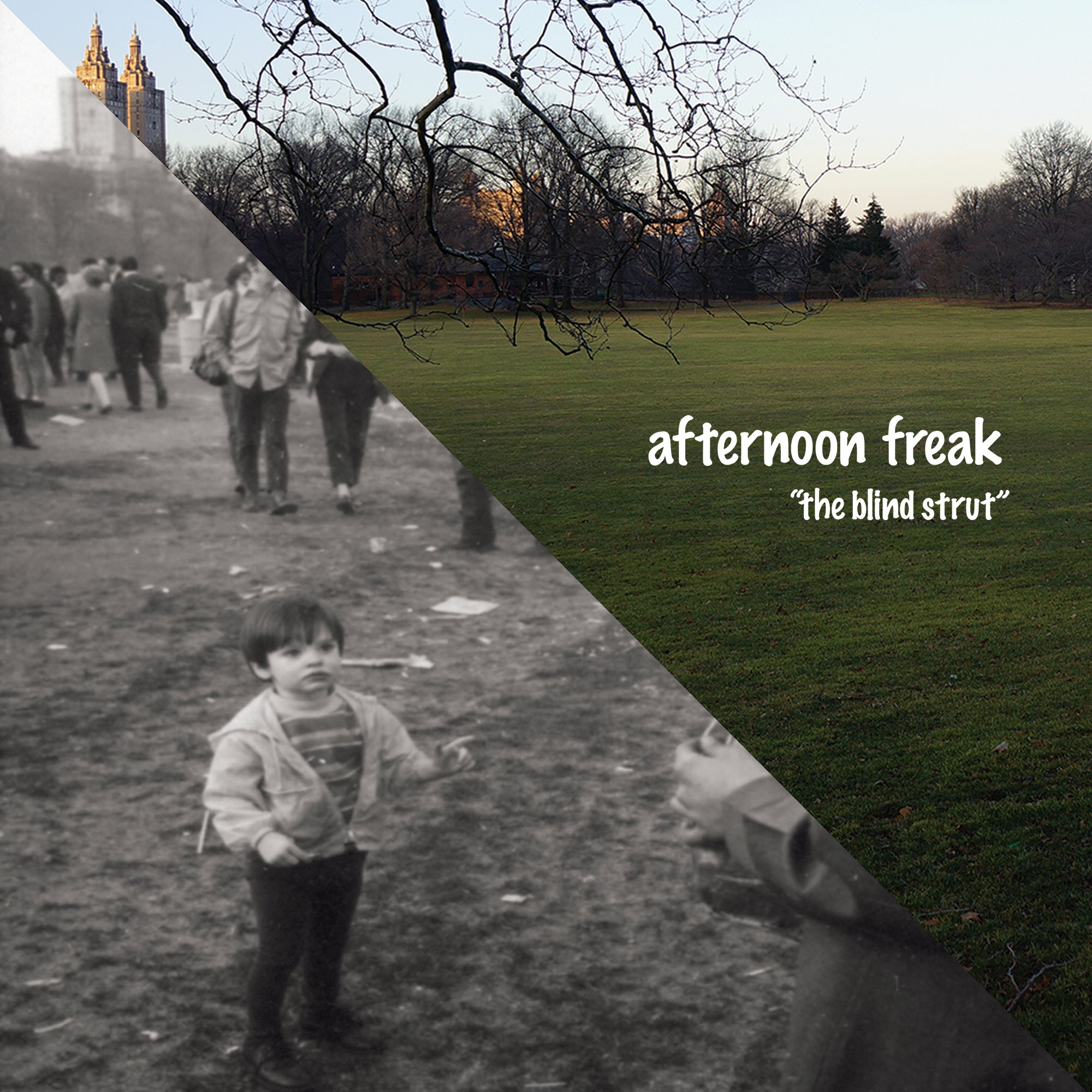 Afternoon Freak 'The Blind Strut'