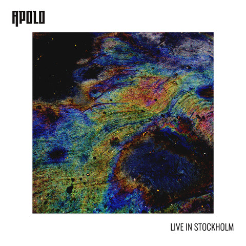Apolo 'Live in Stockholm' [PRIVATE STASH]