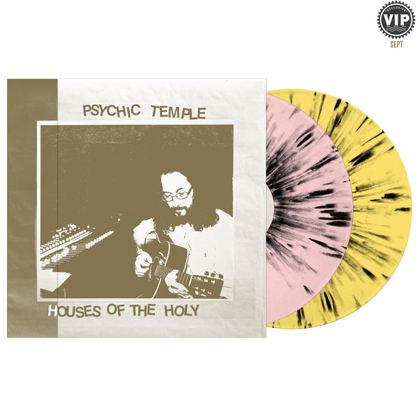 Psychic Temple - Houses of The Holy - VIP