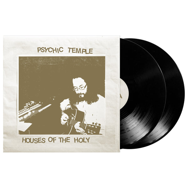 Psychic Temple - Houses of The Holy - Black Vinyl