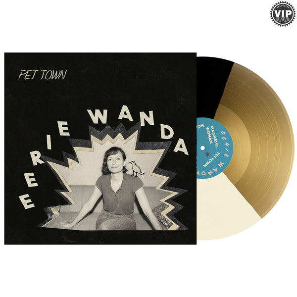 Eerie Wanda - Pet Town (VIP tri-color vinyl)