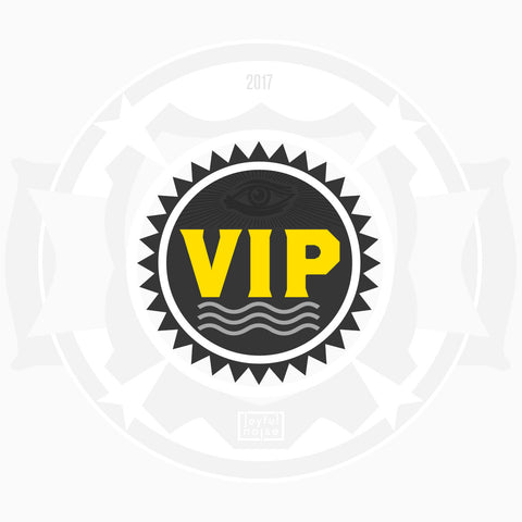 EARLY BIRD 2017 - VIP Membership - Joyful Noise Recordings - 1
