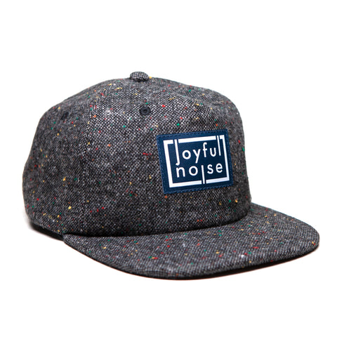 Joyful Noise Hat [2018 Ltd. Gray Tweed]