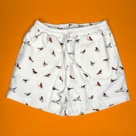 Omoiyari Swim-Trunks / Board-Shorts