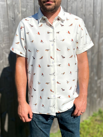 Omoiyari Button-Down Shirt (note: sizes run larger than usual)