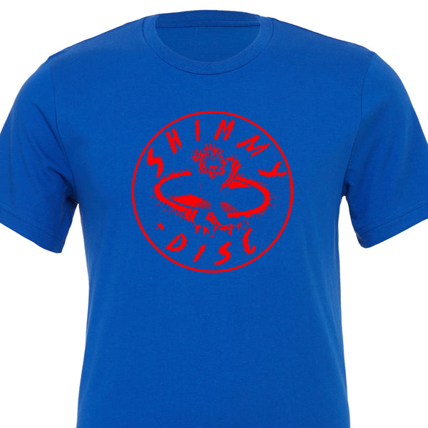 Shimmy-Disc Logo T-Shirt