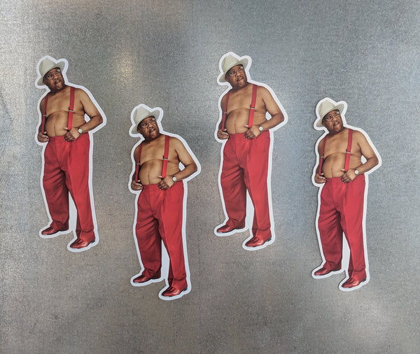 Swamp Dogg Magnet